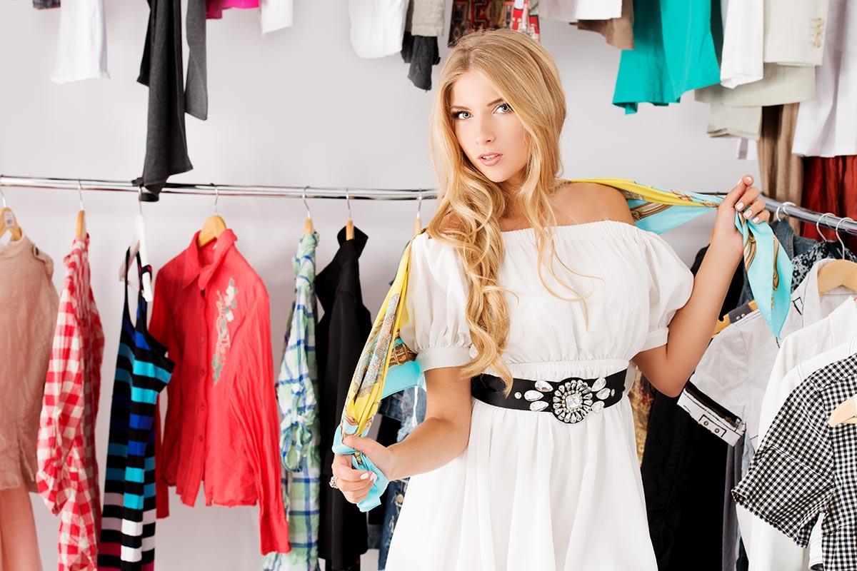 Abbigliamento donna made in Italy con ottimo rapporto