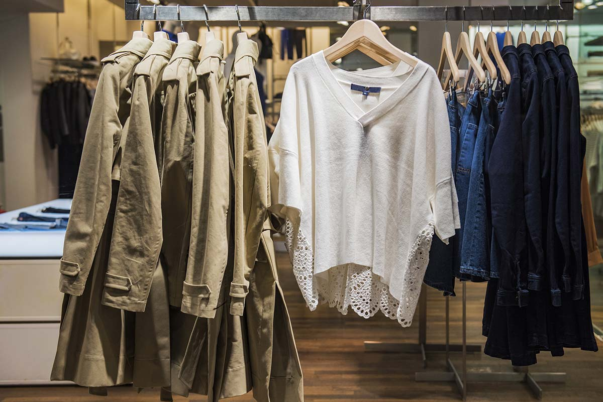 Fornitori abbigliamento per negozi