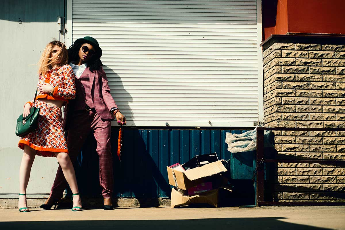 Ingrosso abbigliamento Napoli