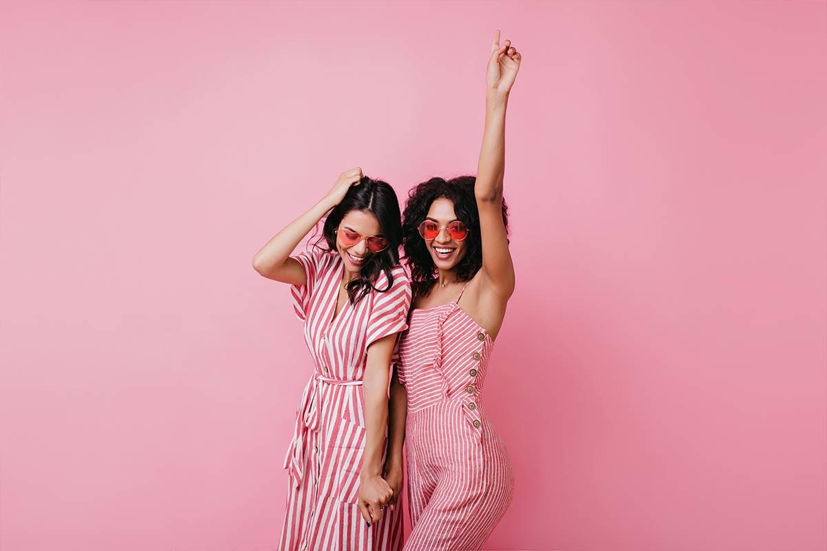 Vestiti rosa gli abbinamenti della collezione primavera 2019