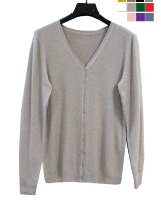 CARDIGAN BOTTONE PICCOLO